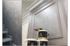 Декоративная штукатурка: преобразите дом без особых хлопот!