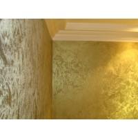 """Краска с эффектом золотого песка """"ВИЧЕНЦА ORO"""", 5 кг"""