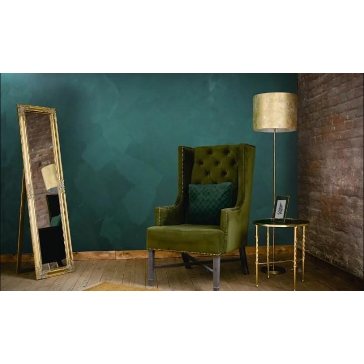 Декоративная краска «Караваджо - М» с эффектом неповторимой бархатной ткани, 5кг (цена за М²)